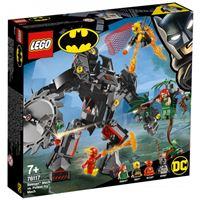 LEGO® DC Comics Super Heroes 76117 Le robot Batman™ contre le robot Poison Ivy™