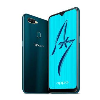 Smartphone OPPO AX7 Double SIM 64 Go Bleu