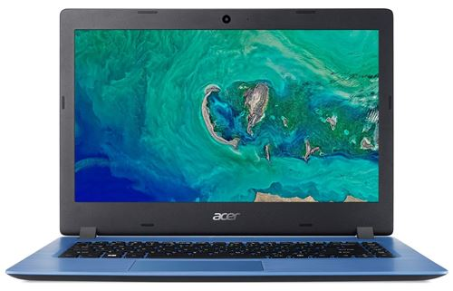PC Ultra-Portable Acer Aspire 1 A114-32-C916 Intel Celeron 4 Go RAM 64 Go eMMC Bleu