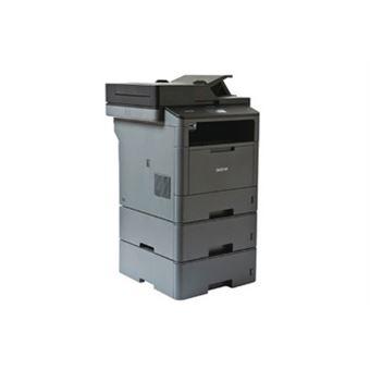 Imprimante Brother DCP-L5500DN Multifonctions Monochrome Ethernet et WiFi Noir