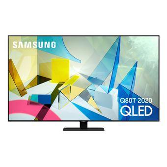 TV QLED QE55Q80T 2020