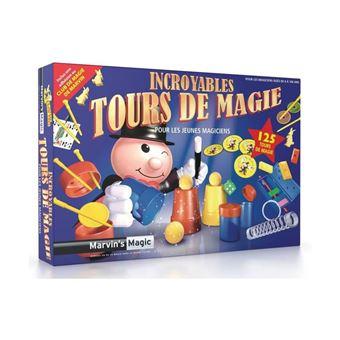 Incroyable Tour de Magie Marvin's Magic