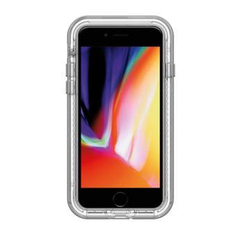 Coque LifeProof Nëxt Gris clair pour iPhone 7 et 8
