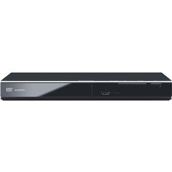 Lecteur DVD Panasonic DVD-S700EG-K Noir