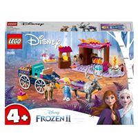 LEGO® Disney La Reine des Neiges 41166 L'aventure en calèche d'Elsa
