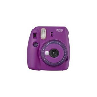 Fujifilm Instax Mini 9 Instant Camera Paars
