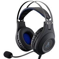 Gaming Headset De G-Lab Korp Chromium zwart