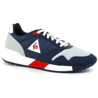 chaussures le coq sportif omega x techlite bleues taille 41 chaussures ou chaussons de sport. Black Bedroom Furniture Sets. Home Design Ideas