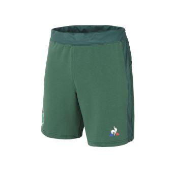 850c2aa7c156c Short Enfant Le coq sportif ASSE Pro Vert Taille 12 ans - Short ou ...