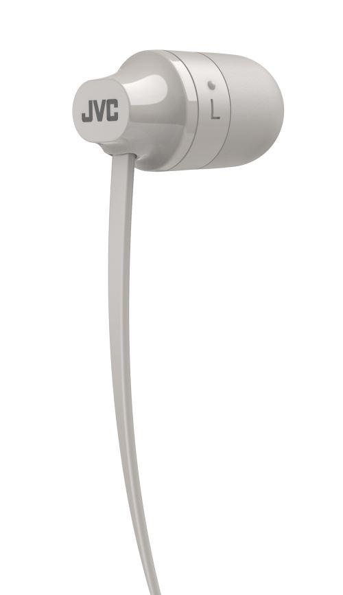 Ecouteurs Bluetooth JVC HA-FX35BT-WE Blanc