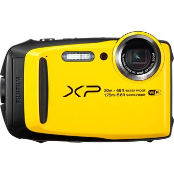 Appareil photo compact Fujifilm FinePix XP120 Jaune Reconditionné