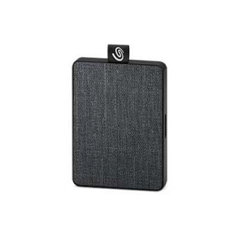 Disque SSD Externe Seagate One Touch 1 To Noir