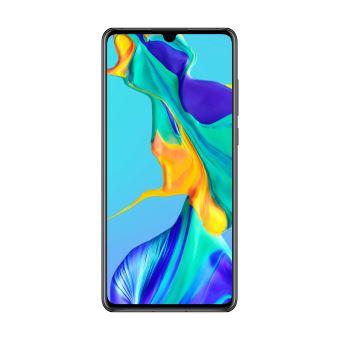 Smartphone Huawei P30 128GB Zwart + Dual Sim