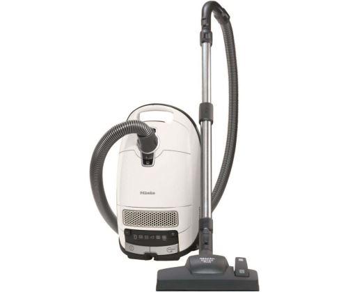 Aspirateur traîneau avec sac Miele New Complete C3 Silence 550 W Blanc