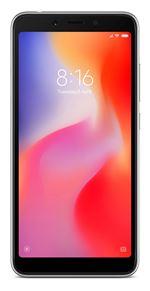 Smartphone Xiaomi Redmi 6A Double SIM 16 Go Gris