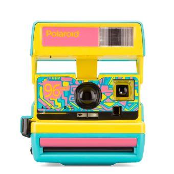 Appareil photo instantané Polaroid Originals 600 Edition 96 Bleu frais