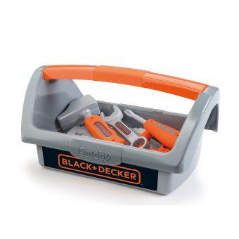 Boîte à outils Boris & Decker Smoby Avec 6 Outils