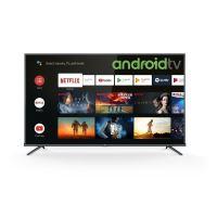 "TCL 65EP660 - 65"" Klasse (65"" zichtbaar) LED-tv - Smart TV - Android TV - 4K UHD (2160p) 3840 x 2160 - HDR - UHD dimming Pro - geborsteld titanium"
