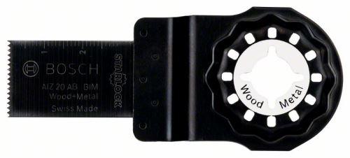 Lame pour scie plongeante Métal Bosch 2609256950 20 X 20 mm