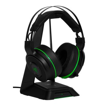 Micro-casque Gaming sans fil Razer Thresher Ultimate Noir pour Xbox One