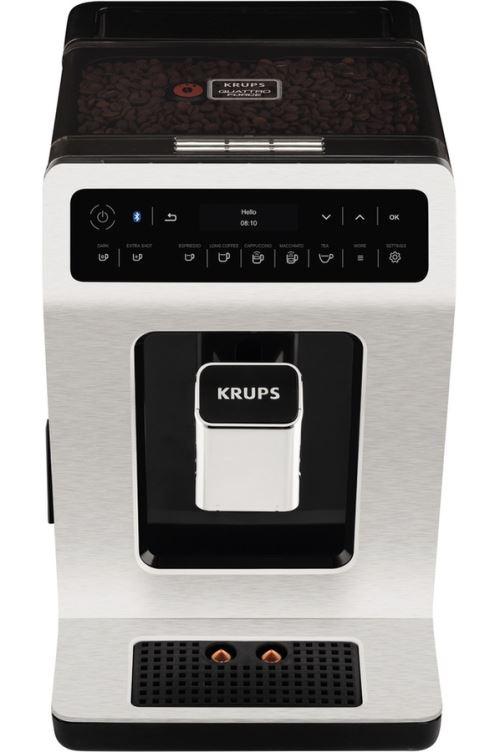 Expresso avec broyeur Krups YY3070FD Evidence 1450 W Noir et Argent