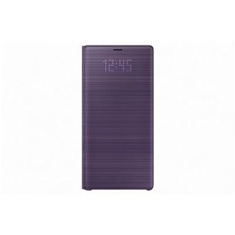 SAMSUNG GALAXY NOTE 9 LED VIEW COVER VIOLET