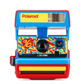Appareil photo instantané Polaroid Originals 600 Edition 96 Rouge Jazz