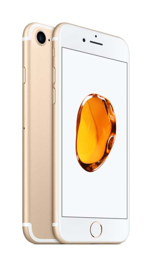 coque iphone 7 en or