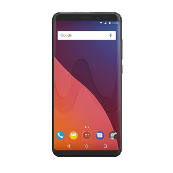 Smartphone Wiko View XL Double SIM 32 Go Noir