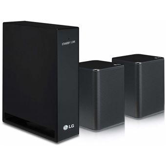 Système d'enceintes arrières LG SPK8 2.0 Noir
