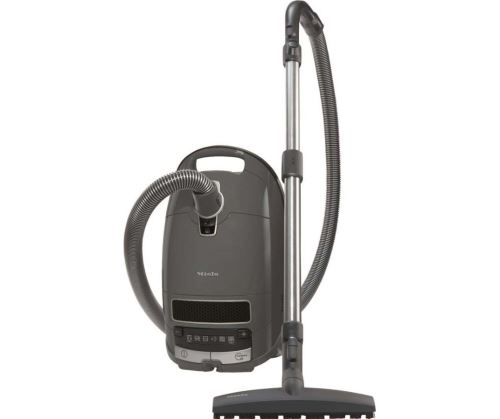 Aspirateur traîneau avec sac Miele New Complete C3 Silence Hardfloor 550 W Gris