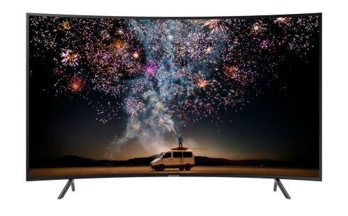 "TV Samsung UE65RU7305K 4K UHD Incurvé Smart TV 65"""""""" - Téléviseur LCD 56"" et plus ."
