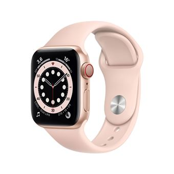 Photo de apple-watch-series-6-40mm-boitier-aluminium-or