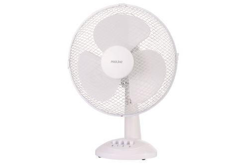 Ventilateur de table Proline DFP30 40 W Blanc
