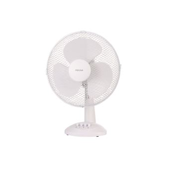 Ventilateur de table Proline DFP30 40 W Blanc