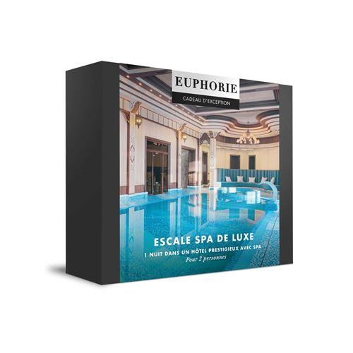 Coffret cadeau Smartbox Escale spa de luxe