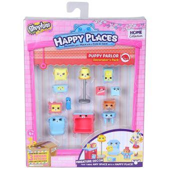 HAPPY PL HPH - COFFRET DECO - PUPPY PARL