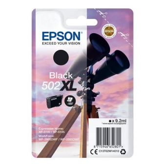 Cartouche d'encre Epson 502 XL Noir