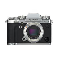 Fuji X-T3 Hybride Camera Silver