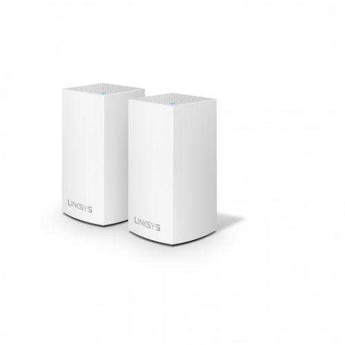 Pack de 2 Routeurs Linksys VELOP Solution Wi-Fi Multiroom WHW0102 Blanc - Routeur. Remise permanente de 5% pour les adhérents. Commandez vos produits high-tech au meilleur prix en ligne et retirez-les en magasin.