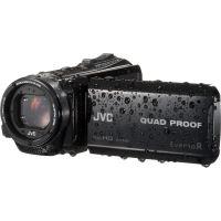 Caméscope Quad Proof JVC GZ-R441BEU Gamme 2020 Noir