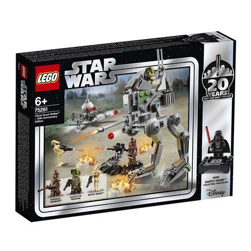 LEGO® Star Wars™ 75261 Clone Scout Walker™ Édition 20ème anniversaire