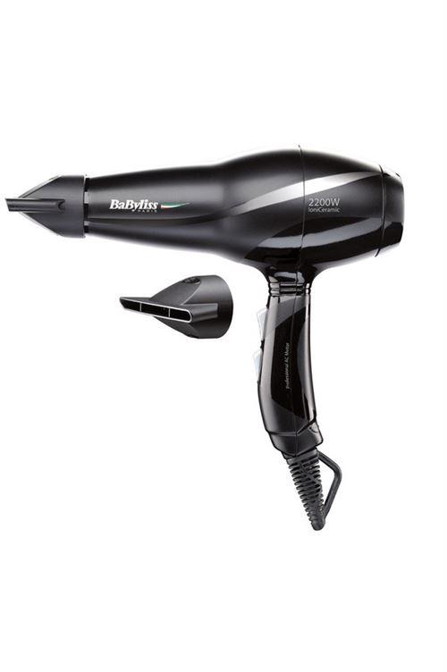 Sèche cheveux Babyliss 6614E Pro 2300 W Noir