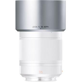Parasoleil Leica Argent pour TL 35 mm f/1.4 et 60 mm f/2.8