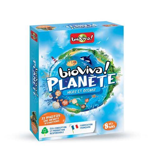 Jeu de société Bioviva Planète Mers et océans
