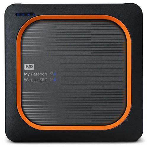 Disque Dur SSD Externe Western Digital My Passport Wireless 500Go - SSD externe. Remise permanente de 5% pour les adhérents. Commandez vos produits high-tech au meilleur prix en ligne et retirez-les en magasin.