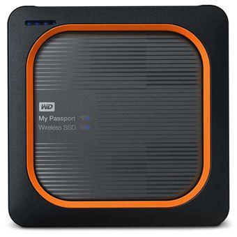 Disque Dur SSD Externe Western Digital My Passport Wireless 500Go