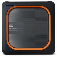 Western Digital My Pasport Wireless 500GB SSD Externe Harde Schijf