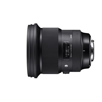 Sigma 105mm f/1.4 DG HSM A Art Lens voor Canon