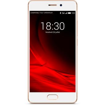 Smartphone Meizu Pro 7 Dual Sim 64GB Goud